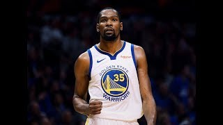 Kevin Durant's Best Plays From 2018-2019 NBA Playoffs