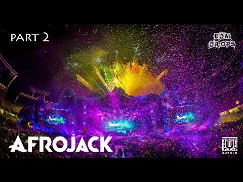 Afrojack Drops Only - Untold Festival 2017 Romania Part 2