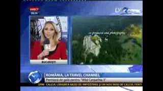 Prinţul Charles promovează România şi în documentarul Wild Carpathia III