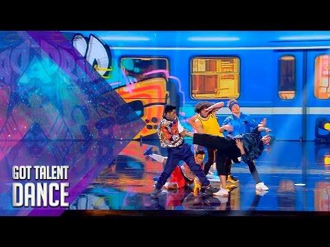 Madrid FRAO vuelve a arrasar | Especial Dance | Got Talent España 2017
