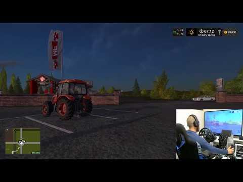 farming simulator 2017 broxton farm wheeljoystick