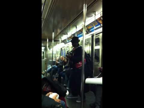 Maroon 5- One More Night (Subway NY)