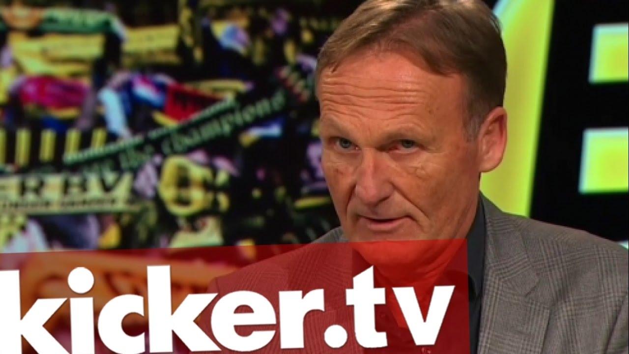 Watzke contra Hoeneß: BVB-Boss stellt klar - kicker.tv