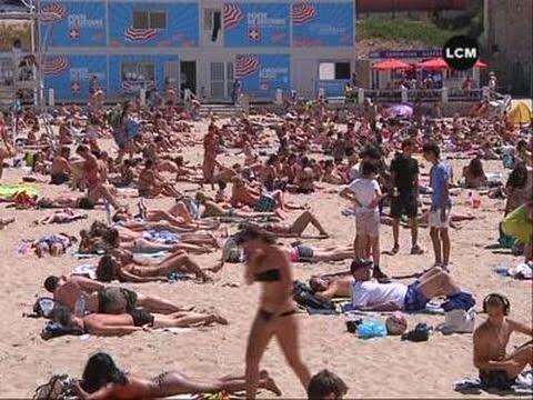 Marseille: réouverture des plages!