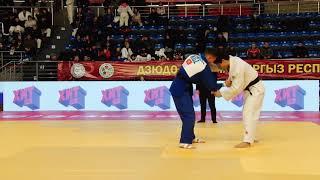 Спорт. Дзюдо. Чемпионат Кыргызстана-2020. День 2 Татами A Часть 1