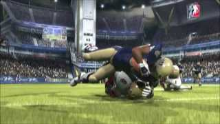 Official Backbreaker NCAA14 trailer! (PS3)
