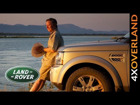 MY RELATIONSHIP WITH LAND ROVER. Andrew StPierre White. 4xOverland