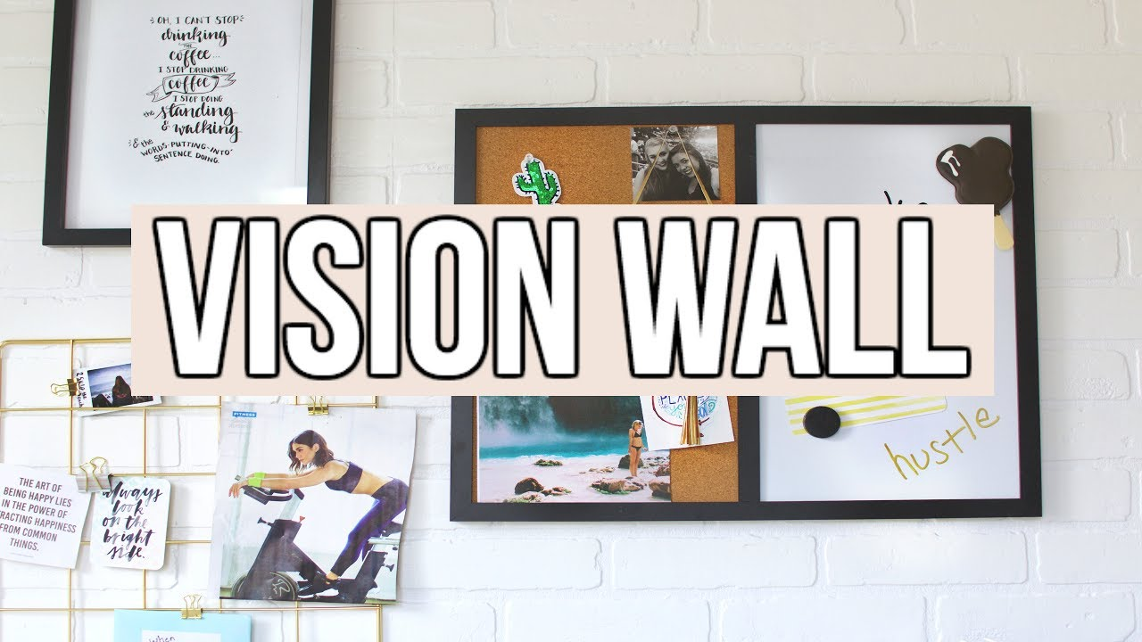 How To Create A Vision Inspiration Board