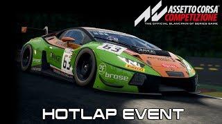 Assetto Corsa competizione - HotLap Event