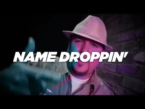 T-Bone - Name Droppin' ( Official Video )