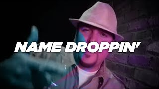 Watch Tbone Name Droppin feat Eric Dawkins video
