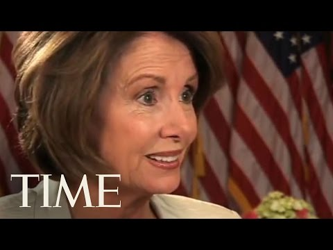 10 Questions For Nancy Pelosi | TIME