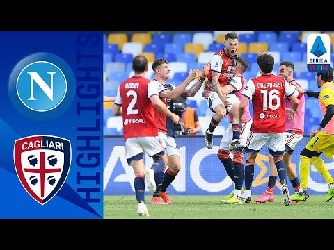 Napoli Cagliari Goals And Highlights
