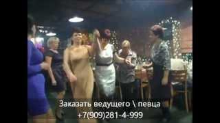 Ведущий и музыкант Александр Зизин - Танцы (Юбилей трактира =На Яхроме=)