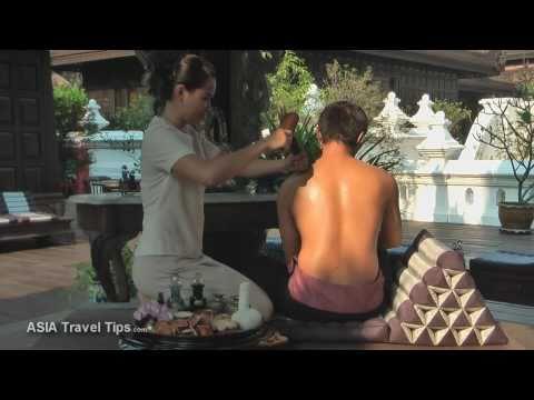 Spa @ Mandarin Oriental Dhara Dhevi in Chiang Mai - HD