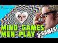 9 Mind Games Men Play