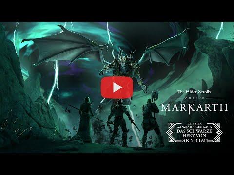 """Gameplay-Trailer zu """"The Elder Scrolls Online: Markarth"""""""