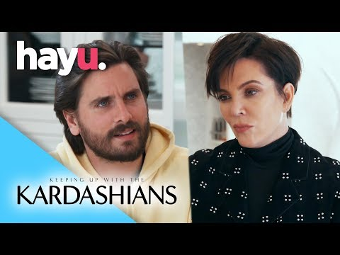 Kris Keeps Scott In Check | Season 15 | Keeping Up With The Kardashians