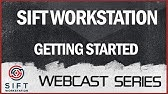 Manual File Carving with SIFT Workstation 3 0 - YouTube