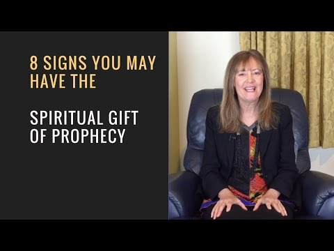 8 Signs You May Have the Gift of Prophecy