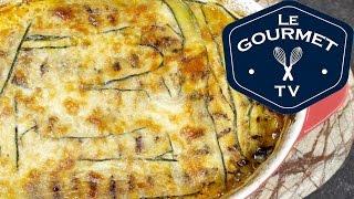 Zucchini Lasagna Recipe - Legourmettv