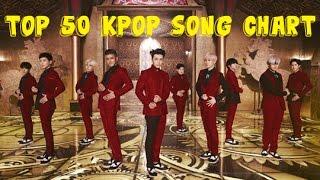 TOP 50 K-POP SONG CHART for SEPTEMBER 2014 (Week 2 Chart)