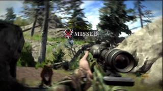 Cabela's Big Game Hunter 2010 (PS3) Gameplay: Mountain Lion Hunting in Colorado
