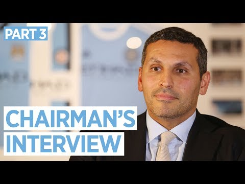 CHAIRMAN'S INTERVIEW | Manchester City 2016/17 End Of Season Review | Part 3