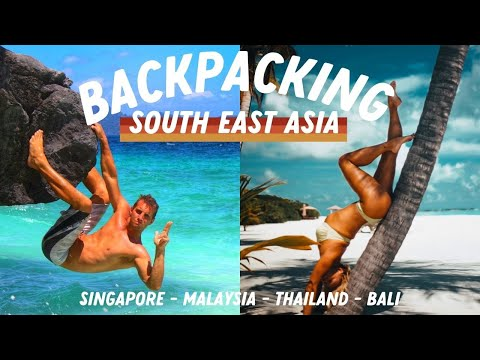SOUTHEAST ASIA TRAVEL – Travel Vlog Binge! TRIPPED Season 4