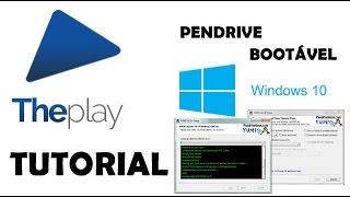 Criando PenDrive Bootável do Windows 10 com YUMI.