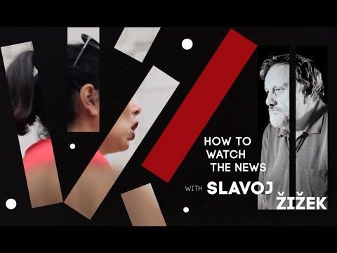 Slavoj Zizek on #MeToo movement. How to Watch the News, episode 02