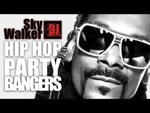 Hip Hop Party Bangers #1 | Best Black Music Club Songs | DJ SkyWalker