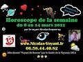 Horoscope général de la semaine du 8 au 14 mars 2021 par un médium