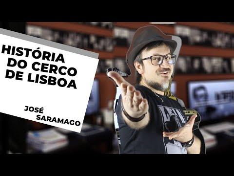HISTÓRIA DO CERCO DE LISBOA - JOSÉ SARAMAGO - RESUMÃO#17