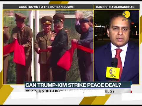 Exclusive Broadcast from Seoul: Ramesh Ramachandran reports on Korean summit