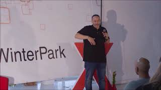 A Parents Purpose Through Any Challenge | Elias Piccard | TEDxWinterPark