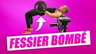 LE MEILLEUR EXERCICE POUR UN FESSIER BOMBÉ ! (Hip Thrust)