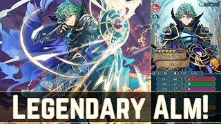 The Overwhelmingly Best Archer! (´・ᴗ・ ` ) Legendary Alm Comparison + Overview! 【Fire Emblem Heroes】