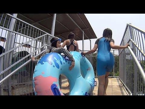 Twizter Water Slide at Waterbom Jakarta