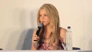 Shakira apoya Proyecto de Ley de Primera Infancia en Colombia