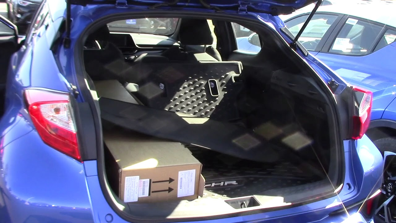 2018 Toyota Chr For Carly From Zak Youtube