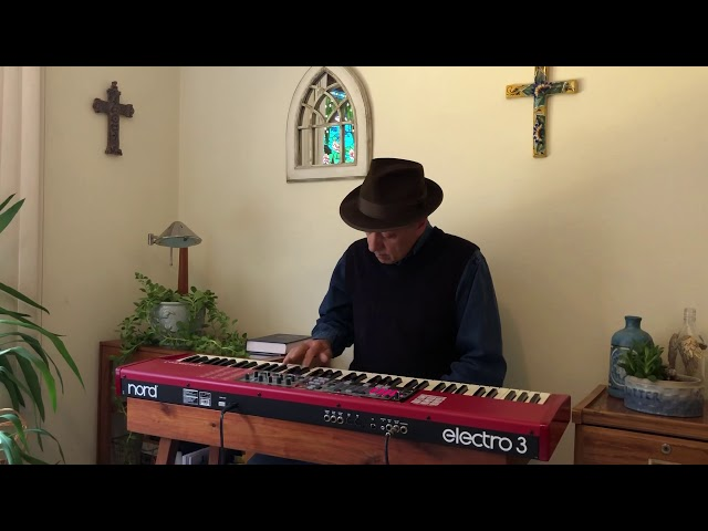 Worship and Praise - Tom Frey plays