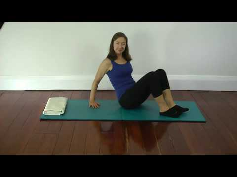 Effortless Posture Part 2: Finding Length Using the Arms