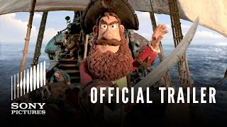 the pirates band of misfits 3d official trailer in theaters 4 27