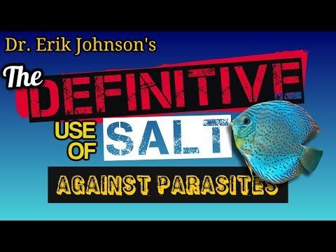Koivet's Use of Salt Against Fish Diseases