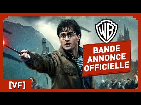 Harry Potter et Les Reliques de la Mort - Partie 2 - Bande Annonce Officielle (VF) poster