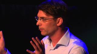 The most important leadership quality is patience | Gabe de Jong | TEDxGroningen