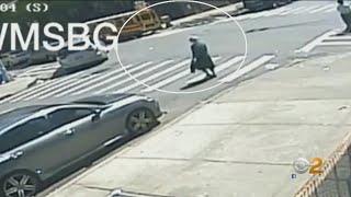 Video: Driver Seen Running Down Pregnant Woman In Brooklyn