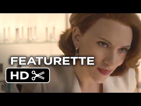 Avengers: Age of Ultron Featurette - Alliances (2015) - Scarlett Johansson Movie HD