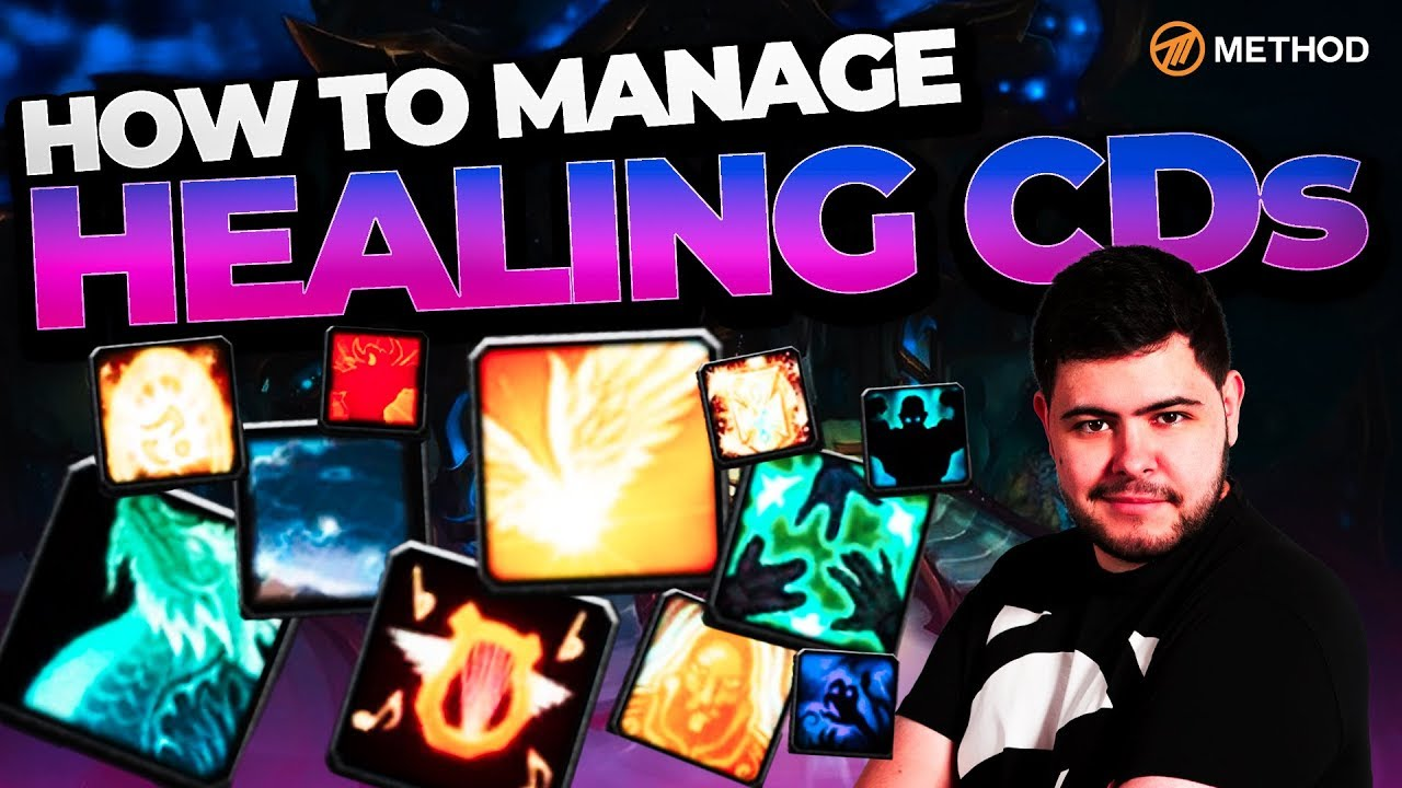 Download STOP WASTING HEALING CDS! Better Manage your Raid Cooldowns (Guide)